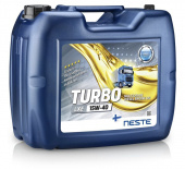 Моторное масло Neste Turbo LXE SAE 15w40 20л 186420
