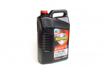 Chevron HAVOLINE 5W30 4.73 л 223394485