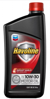 Chevron HAVOLINE 10W30 0.946 л 223395481