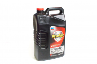 Chevron HAVOLINE 10W40 4.785л